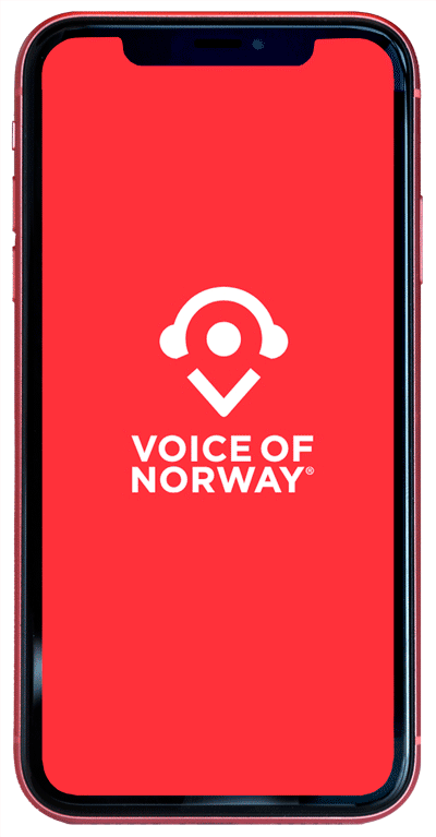 Voice of Norway app