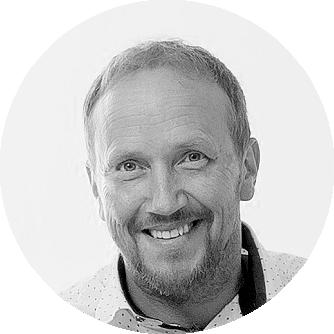 Voice of Norway portrett Bjørnar Sørberg