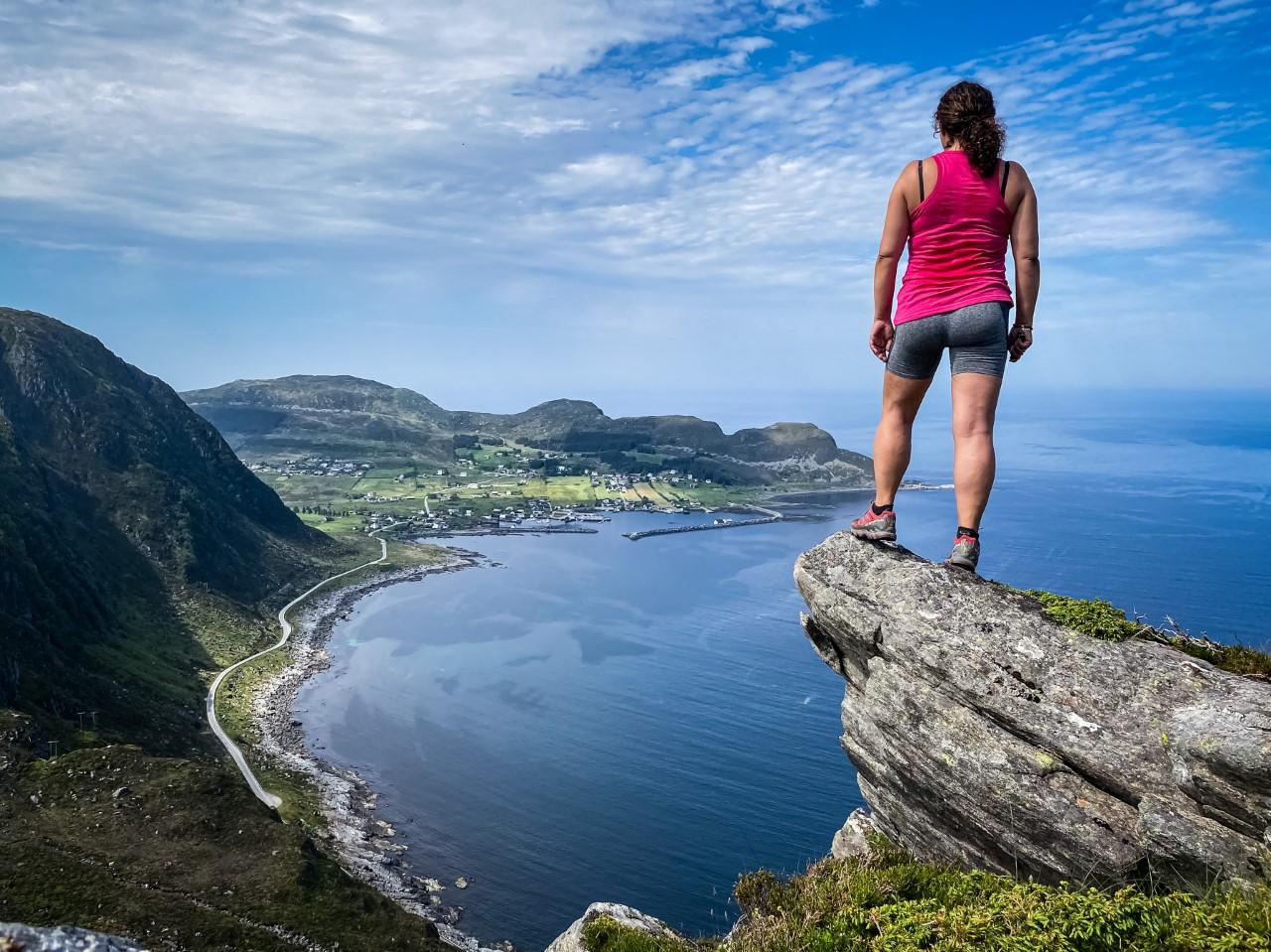 Runde Havlandet Fosnavaag reisegude reiseapp lydguide app mobilguide Voice Of Norway Foto Gard Warholm