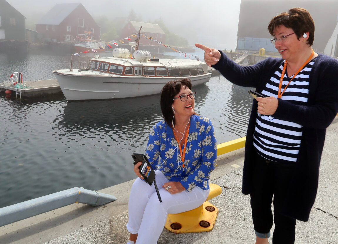 Havlandet-Fosnavaag-Hilde-Graaberg-Bakke-Merethe-Hjerto-Flusund-reiseguide-turistguide-lydguide-app-VoiceofNorway
