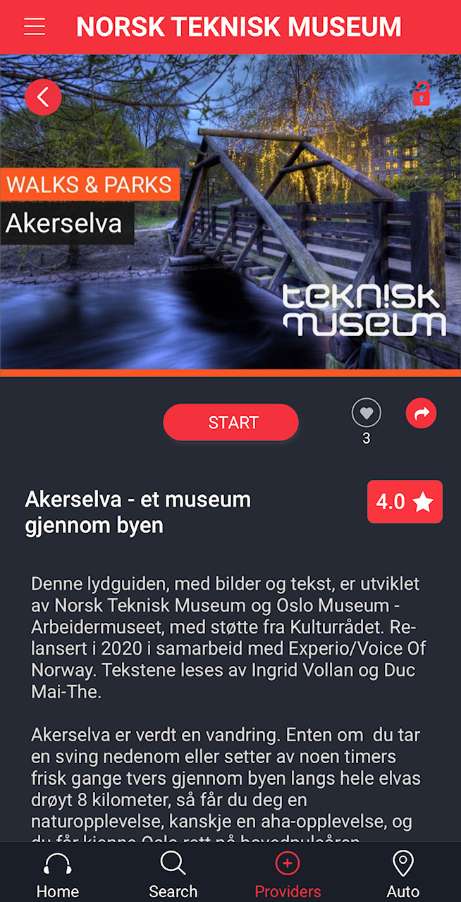 Teknisk-Museum-Bymuseet-Arbeidermuseet-Oslo-lydguide-audioguide-reiseguide-Voice-Of-Norway-historie-Akerselva