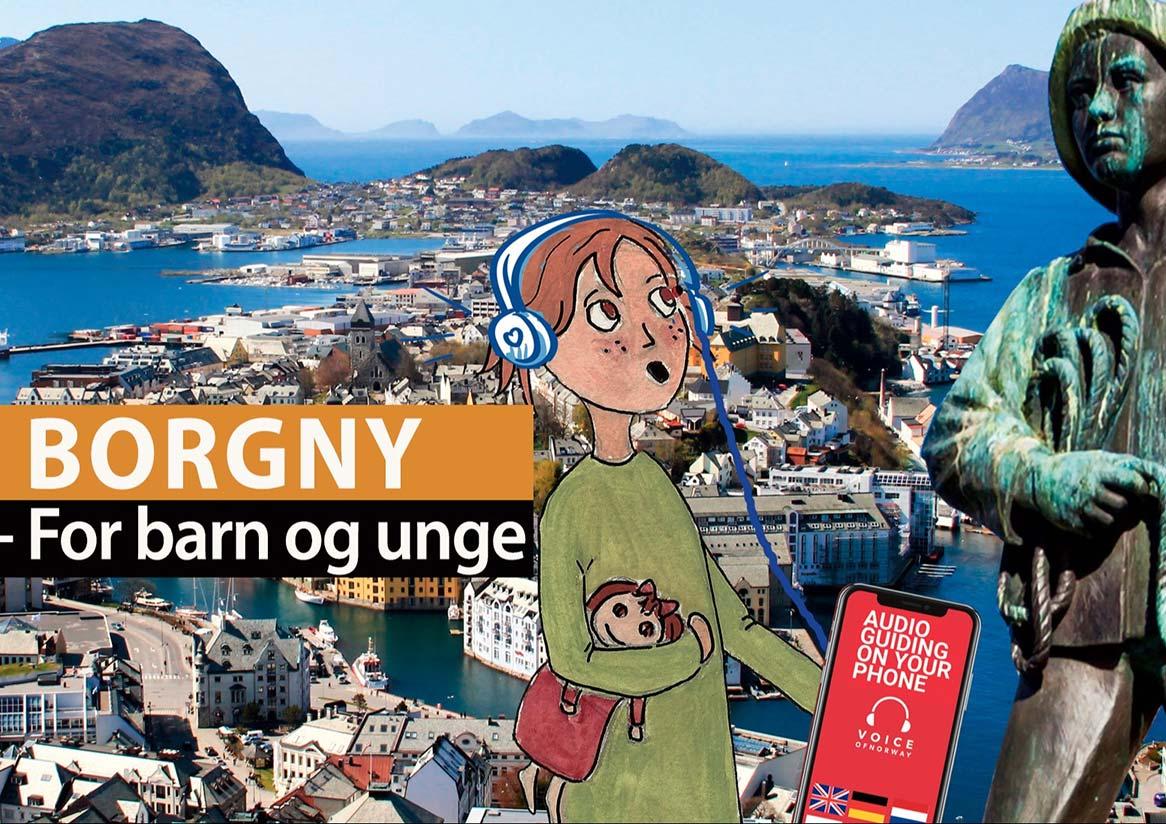 Cityguide Ålesund