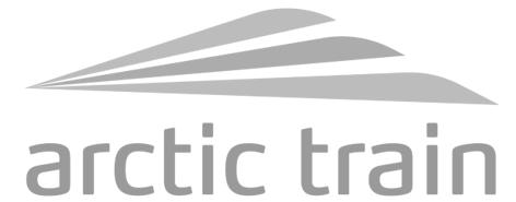 Logo Arctic Train