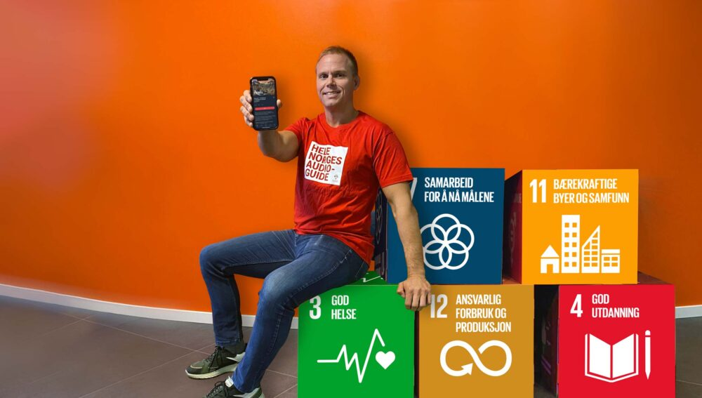 Appen Voice Of Norway er bærekreftig