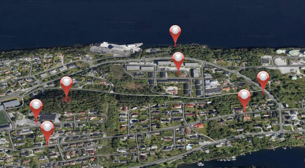 Rebus 17 mai Torvteigen borettslag aktivitet Voice Of Norway Lydguide audioguide