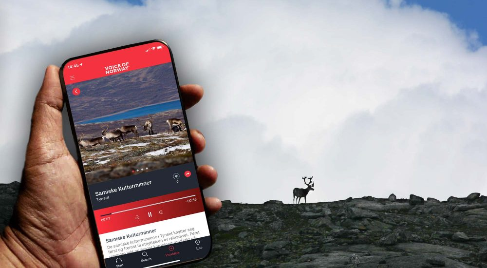 Tynset samisk kulturminne Voiceofnorway audioguide lydguide turistguide reiseguide